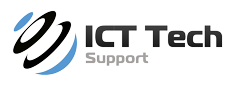 ICT Tech Support logo